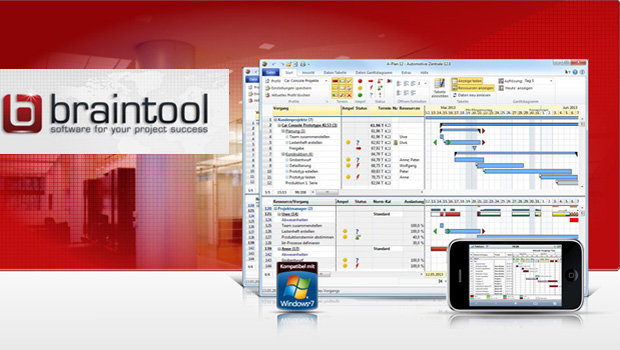 Braintool Projekt Software Review