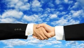Cloud Nutzungsvertrag