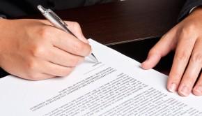 Projektvertrag