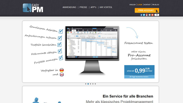 EASY PM Software Review